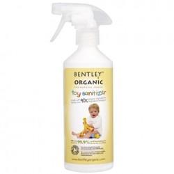 Limpiador desinfectante de juguetes
