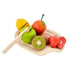 Assortiment de fruites Plan Toys
