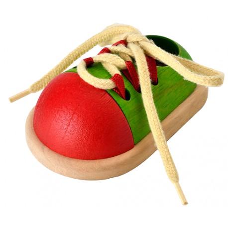 Corda la sabata de Plan Toys