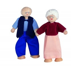 Abuelo y abuela Plan Toys