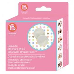 Discos lavables Bravado (6 unidades)