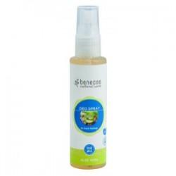Desodorant pulveritzador aloe vera Benecos